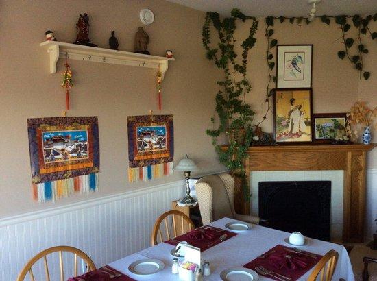St. Catherines, Canada: Breakfast room