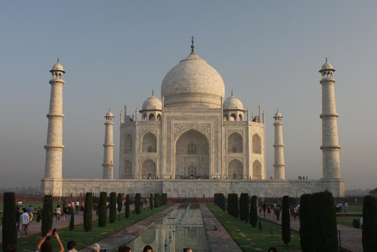 Amin Tours Day Tours: The Taj