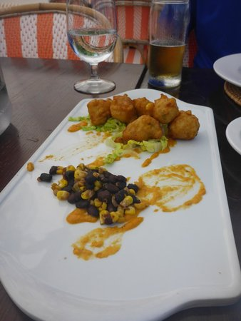 The Dunmore: Conch Fritters