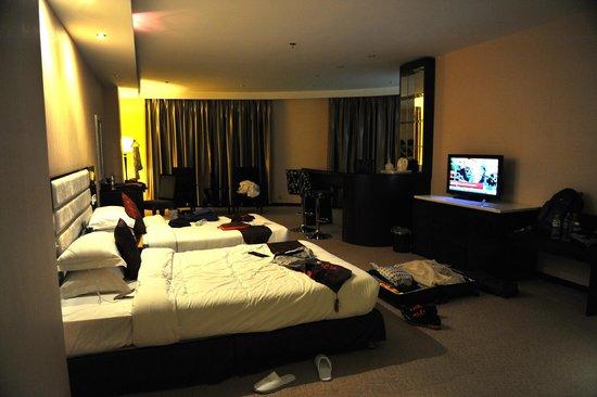 Landscape Hotel: 宿泊した部屋です。