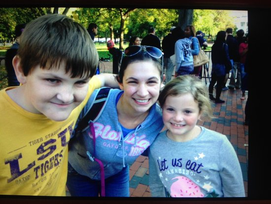 DC Insider Tours : Becca and our kids