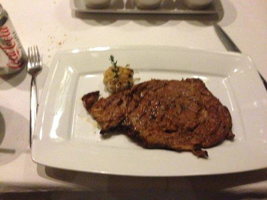 New York Steakhouse : Steak