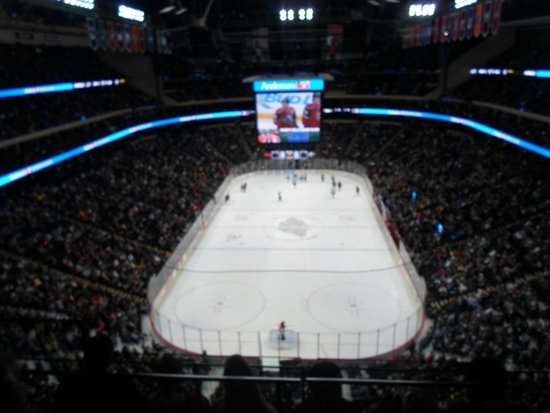 Xcel Energy Center: our view