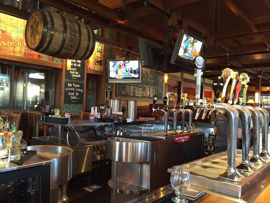 Rock Bottom Restaurant Brewery Bar