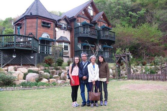 Gyeongju JY Pension: Us