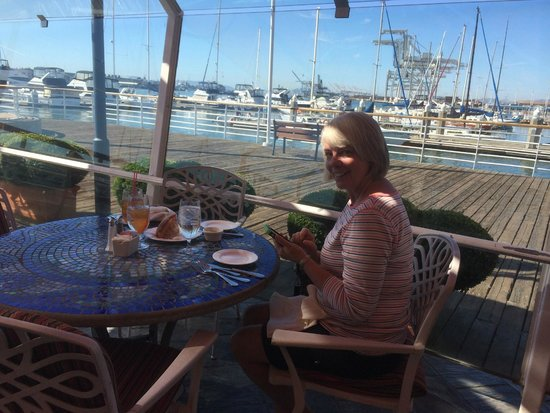 Scott S Patio Dining Jack London Square Picture Of