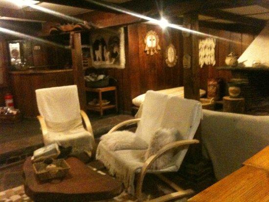 Hotel Posada de Farellones: Area de lazer
