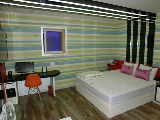 Haeundae On Motel: номер