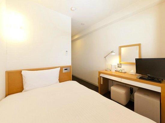 7 Days Hotel: シングルルーム