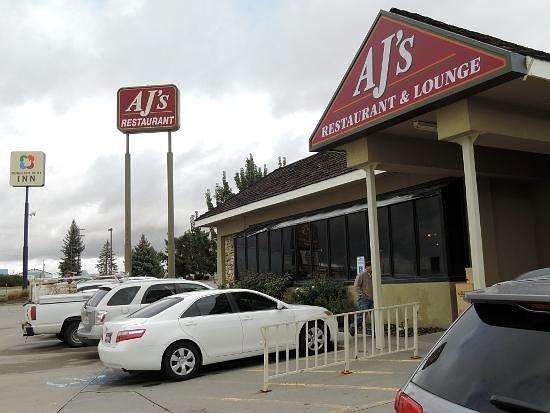 A J S Restaurant Lounge Mountain Home Id