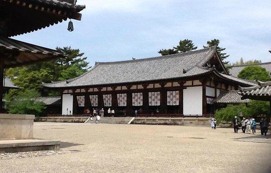 Horyu-ji Temple: Daikodo (grande salão de palestras)