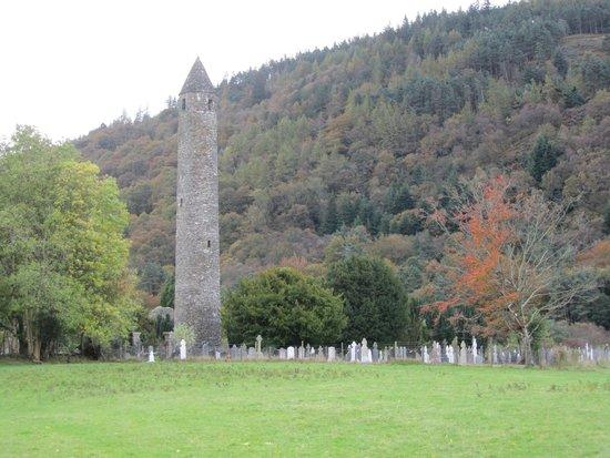 Derrymore House : Glendalough