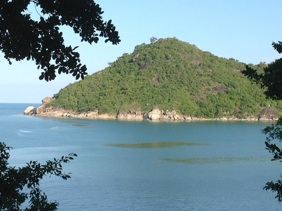 Panviman Resort - Koh Pha Ngan: View from family villa
