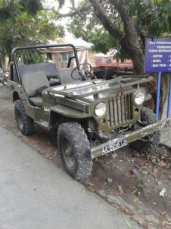 Indoparadiso - Day Tours: Merapi Jeep Tour