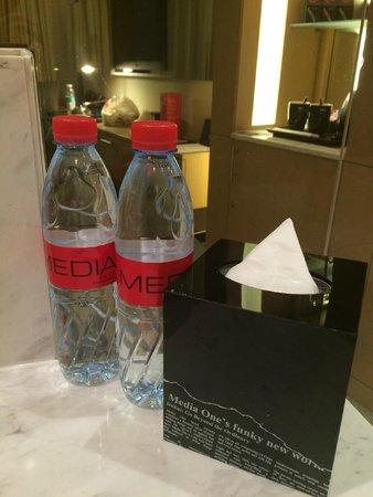 Media One Hotel Dubai : room