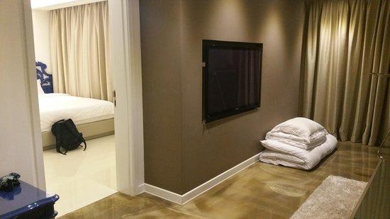Boutique Hotel Villa De Aewol: TV