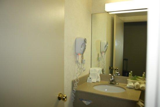Holiday Inn Express Toronto Downtown: salle de bains