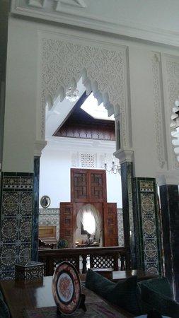 Riad Dar Achaach: patio