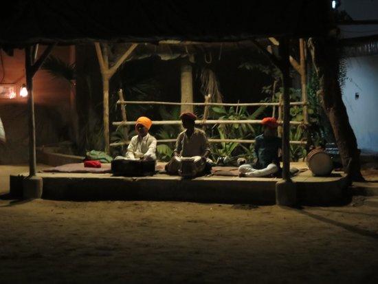 Vishalla: noise makers