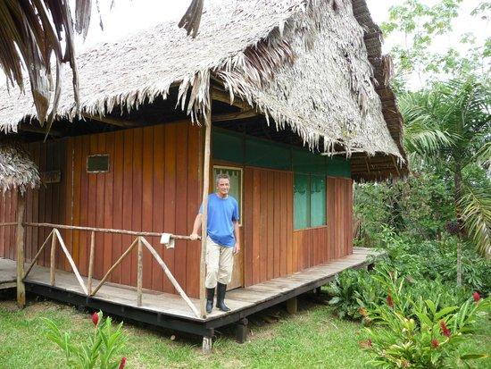 Maniti Expeditions Eco-Lodge: Il nostro bungalow al Tucan Lodge