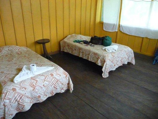 Maniti Expeditions Eco-Lodge: La nostra stanza al Tucan Lodge