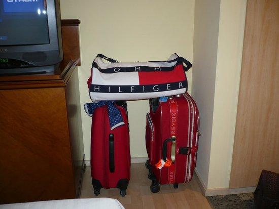 Golden Tulip Andorra Fenix Hotel: Lo peor acarrear maletas