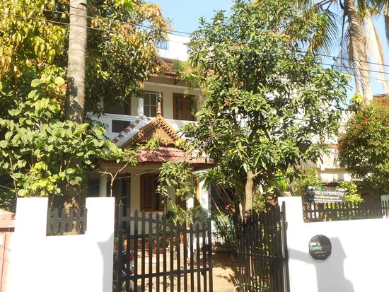Heavenly Home Stay: front view of heavenly homestay
