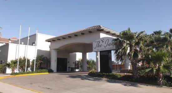 The Inn at South Padre: Toma de 15 de mayo 2014