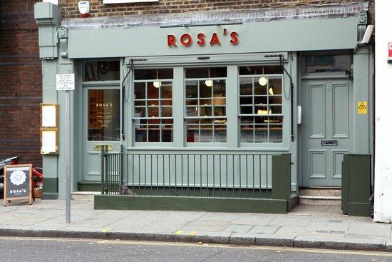 Rosa's Thai Cafe Chelsea