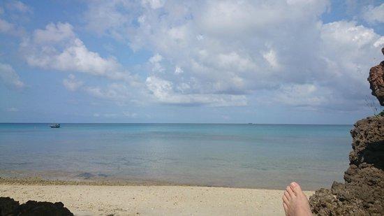 ZanziResort : Private Beach area