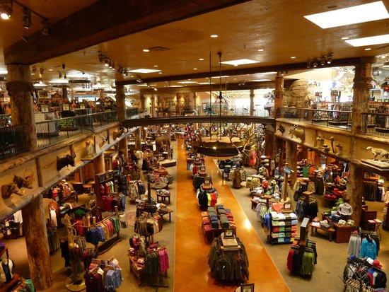 Shop Picture Of Bass Pro Shops Outdoor World Las Vegas Tripadvisor