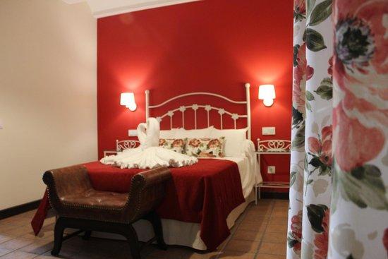 Malagon, Ισπανία: Habitación apartamento Amapola