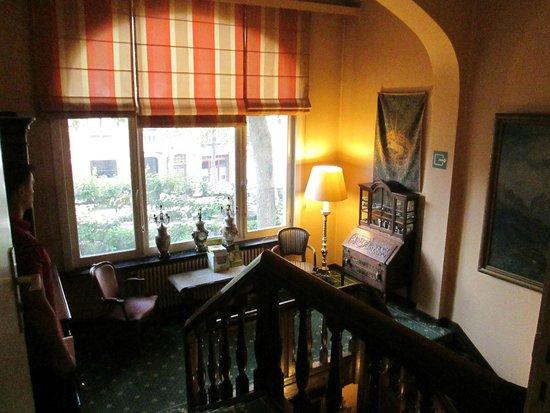 Hostellerie Pannenhuis: Hallway