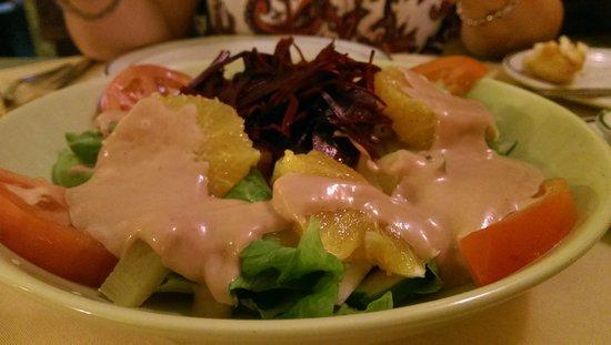 Restaurante Jardin de Los Naranjos: Salad de Los Naranjos