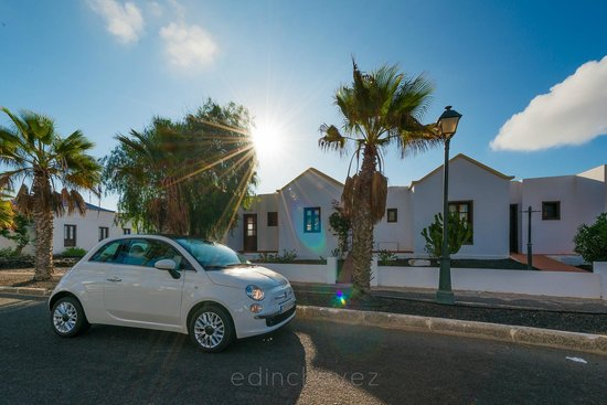 Fuerteventura Beach Club: Front of the house