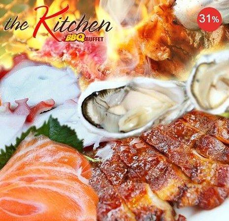The Kitchen BBQ Buffet