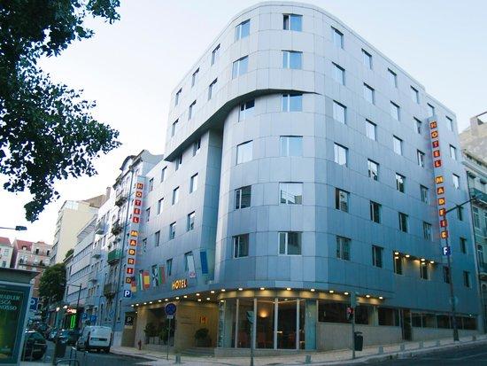 Hotel 3K Madrid: Hotel Front