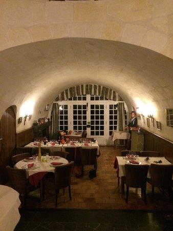 Foie gras picture of le moulin bleu bourgueil tripadvisor for Ambiance cuisine nice