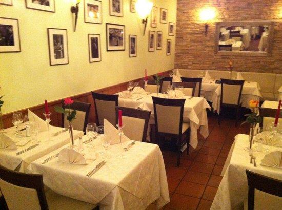La Dolce Vita: Restaurant