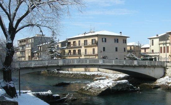 Province of Rieti, Italy: Ponte romano sul fiume Velino