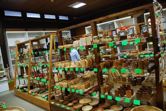 Katsuyama Wood Fureaikan