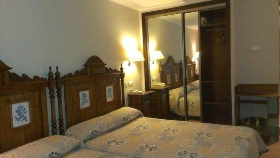 Hotel Sercotel Rosaleda de Don Pedro: Room