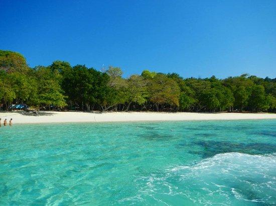 Strand mit Gewitterstimmung - Foto di Ko Rok Nok, Ko Lanta - TripAdvisor