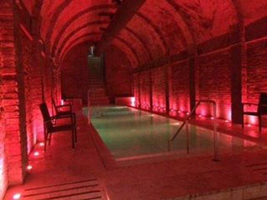 Etruria Resort & Natural Spa : piscina riscaldata