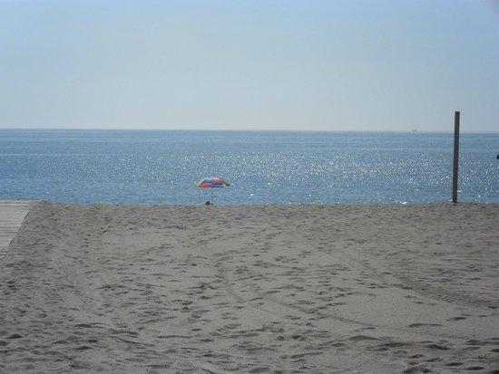MedPlaya Hotel Santa Monica : Beautiful beach view!