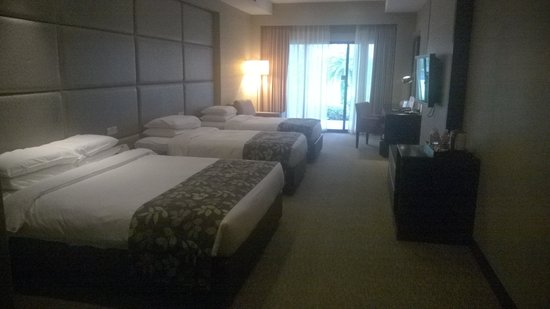 Orchid Country Club: View of Room 1