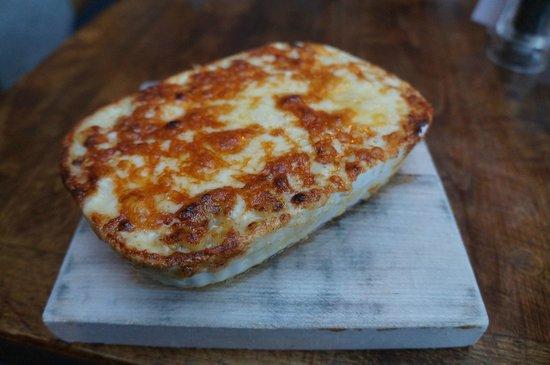 Burgoo: Mac and cheese