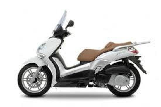 Autonoleggio CostabileRent: Yamaha 250 cc.