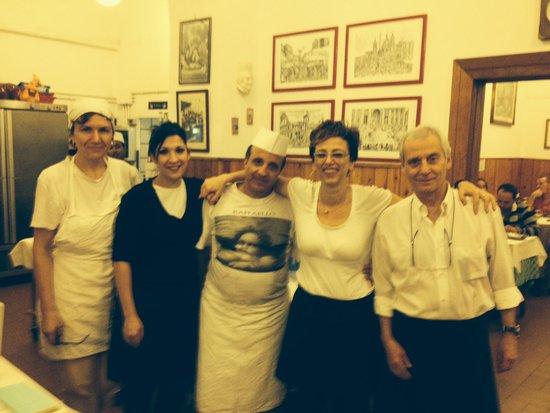Ai Villini - the family