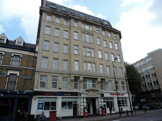Point A Hotel London Pancras